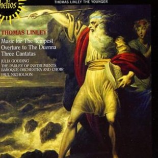 Music for the Tempest, Overture to the Duenna (Nicholson) - CD / Album - Music Classical Music