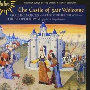 Castle of Fair Welcome, The (Page, Gothic Voices) - CD / Album - Music Classical Music