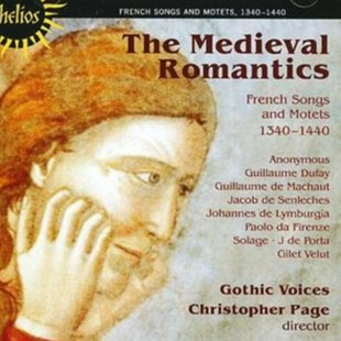 Medieval Romantics, The (Page, Gothic Voices) - CD / Album - Music Classical Music