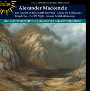 Alexander Mackenzie: The Cricket On the Hearth Overture/... - CD / Album - Music Classical Music