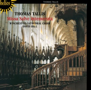 Thomas Tallis: Missa Salve Intemerata - CD / Album - Music Classical Music