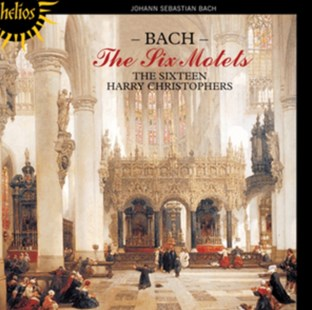Bach: The Six Motets - CD / Album - Music Classical Music