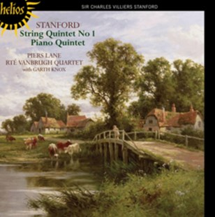 Stanford: String Quintet No. 1/Piano Quintet - CD / Album - Music Classical Music
