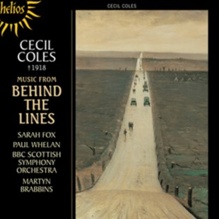 Cecil Coles: Music from Behind the Lines - CD / Album - Music Classical Music