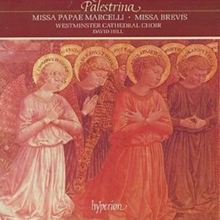 Palestrina - Missa Papae Marcelli/Missa Brevis - CD / Album - Music Classical Music