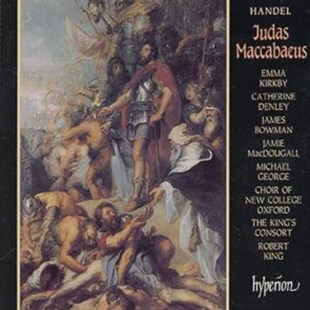 Handel: Judas Maccabaeus - CD / Album - Music Classical Music
