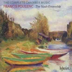 Francis Poulenc: The Complete Chamber Music - CD / Album - Music Classical Music