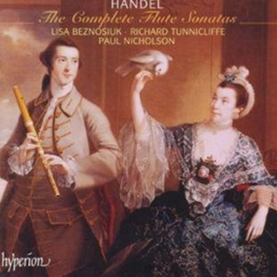 COMPLETE FLUTE SONATAS - Georg Frideric Handel - CD / Album - Music Classical Music