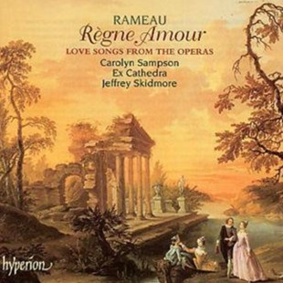 Regne Amour - Love Songs from the Operas (Skidmore, Sampson) - CD / Album - Music Classical Music
