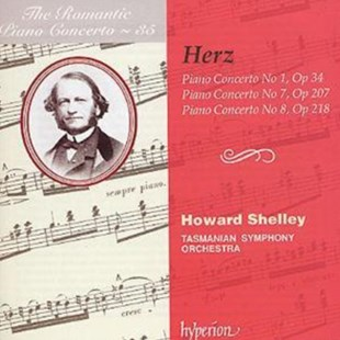 Piano Concertos Nos. 1, 7 and 8 (Shelley, Tasmanian So) - CD / Album - Music Classical Music