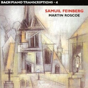 Bach Piano Transcriptions - 4 (Roscoe) - CD / Album - Music Classical Music