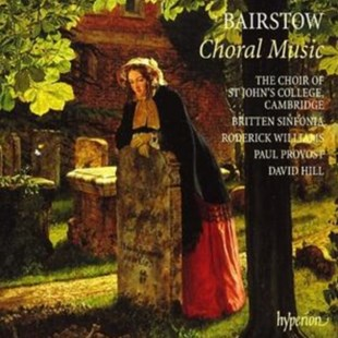 Choral Music (Hill, Choir of St. John's College) - CD / Album - Music Classical Music