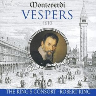 Vespers: 1610 (King, the King's Consort) - CD / Album - Music Classical Music