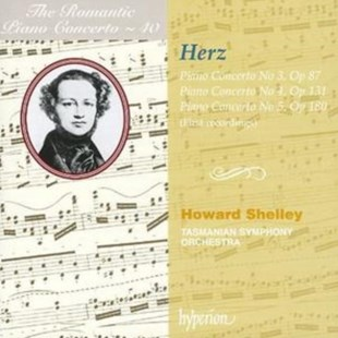 Piano Concertos Nos. 3, 4 and 5 (Shelley, Tasmanian So) - CD / Album - Music Classical Music