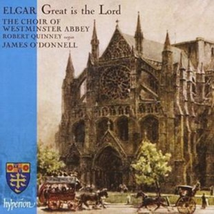Great Is the Lord (Choir of Westminster Abbey) - CD / Album - Music Classical Music