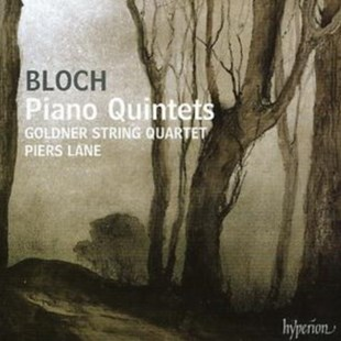 Piano Quintets (Lane, Goldner String Quartet) - CD / Album - Music Classical Music