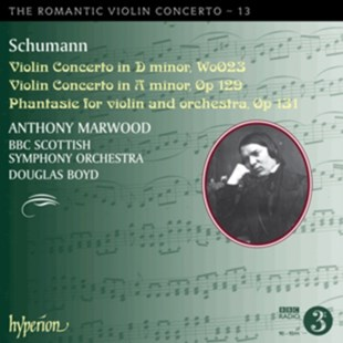 Schumann: Violin Concerto in D Minor, WoO23/... - CD / Album - Music Classical Music