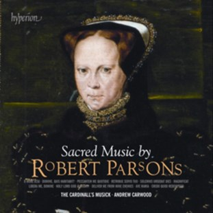 Sacred Music By Robert Parsons - CD / Album - Music Classical Music