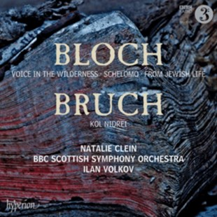 Bloch: Voice in the Wilderness/Schelomo/From Jewish Life/... - CD / Album - Music Classical Music