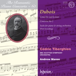 Dubois: Concerto-capriccioso/Concerto No. 2/... - CD / Album - Music Classical Music
