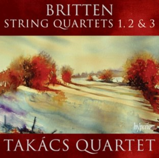 Britten: String Quartets 1, 2 & 3 - CD / Album - Music Classical Music