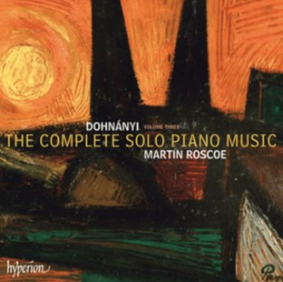 Dohnanyi: The Complete Solo Piano Music - CD / Album - Music Classical Music