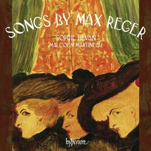 Songs By Max Reger - CD / Album - Music Classical Music
