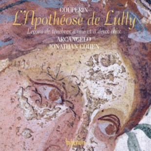Couperin: L'Apothéose De Lully/Leçons De Ténèbres - CD / Album - Music Classical Music