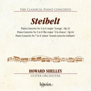 Steibelt: The Classical Piano Concerto - CD / Album - Music Classical Music