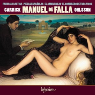 Manuel De Falla: Fantasia Baetica & Other Piano Music - CD / Album - Music Classical Music