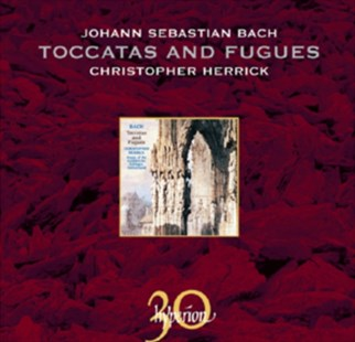 Johann Sebastian Bach: Toccatas and Fugues - CD / Album - Music Classical Music