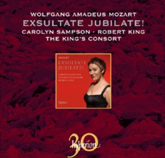 Wolfgang Amadeus Mozart: Exsultate Jubilate! - CD / Album - Music Classical Music