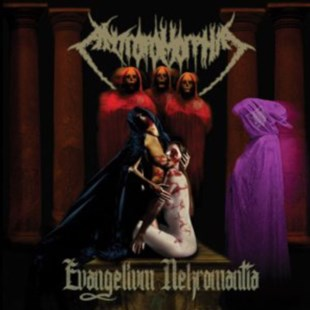 "Evangelivm Nekromantia - Vinyl / 12"" Album by  (0039841515411) - Vinyl - Music Metal"