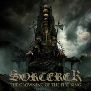 "The Crowning of the Fire King - Vinyl / 12"" Album by  (0039841553314) - Vinyl - Music Metal"