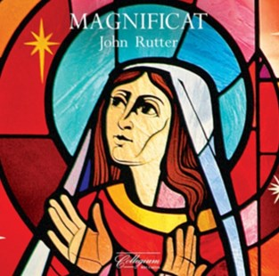 John Rutter: Magnificat - CD / Album - Music Classical Music