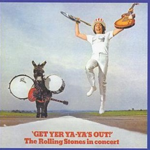 Get Yer Ya Yas Out - CD / Album - Music Rock