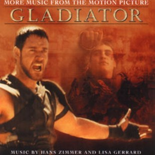 Gladiator: More Music from the Motion Picture - CD / Album - Music Soundtracks