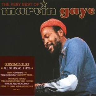 The Very Best Of Marvin Gaye - CD / Album - Music R&B