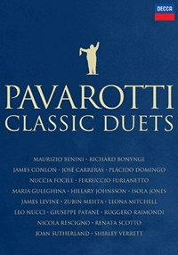 Classic Duets, The DVD