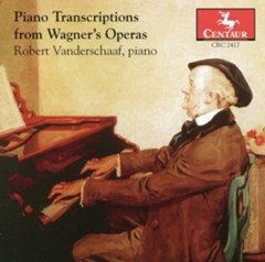 Piano Transcriptions from Wagner