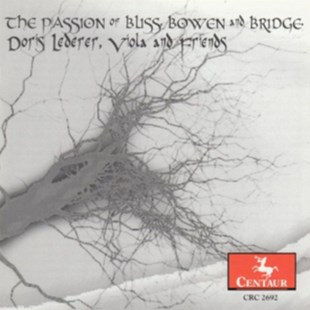 The Passion of Bliss, Bowen and Bridge - CD / Album - Music Classical Music