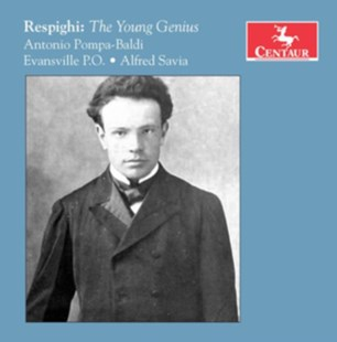 Respighi: The Young Genius - CD / Album - Music Classical Music