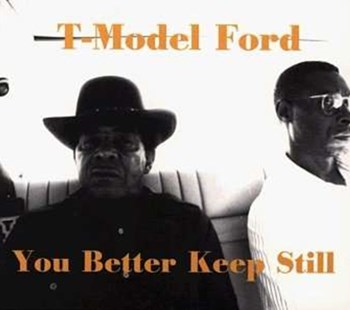 You Better Keep Still - CD / Album - Music Blues
