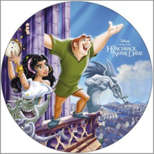 "Songs from 'The Hunchback of Notre Dame' - Vinyl / 12"" Album by  (0050087336387) - Vinyl - Music Soundtracks"