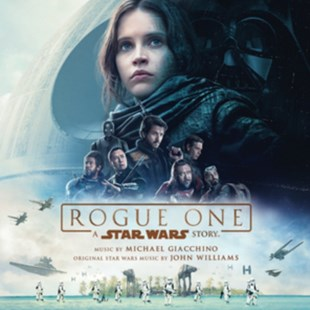 "Rogue One: A Star Wars Story - Vinyl / 12"" Album by  (0050087356965) - Vinyl - Music Soundtracks"