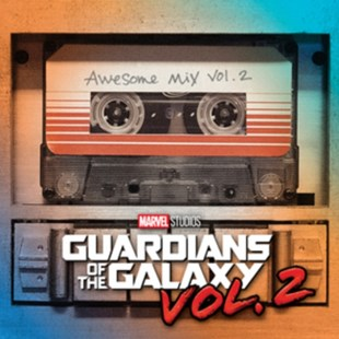 Guardians of the Galaxy - CD / Album - Music Soundtracks
