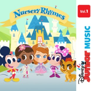 Nursery Rhymes - CD / Album - Music Soundtracks