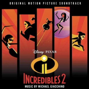 The Incredibles 2 - CD / Album - Music Soundtracks
