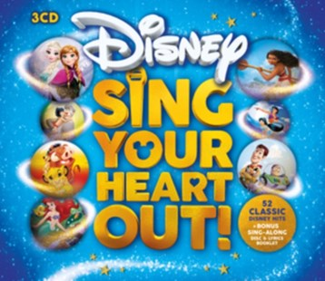 Disney Sing Your Heart Out! - CD / Box Set - Music Soundtracks