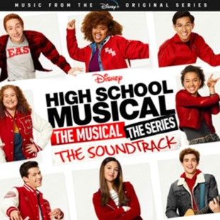 High School Musical: The Musical: The Series - The Soundtrack - CD / Album - Music Soundtracks